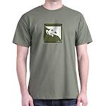 Climbing Girl Icon Dark T-Shirt