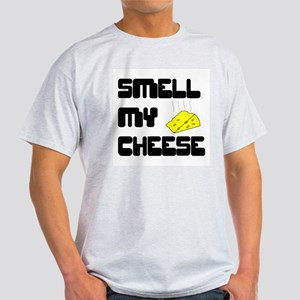 Smell My Cheese Ash Grey T-Shirt