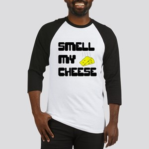 Smell My Cheese Baseball Jersey