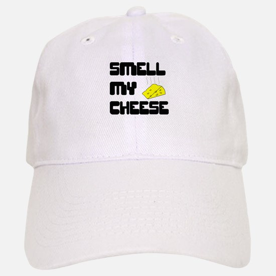 Smell My Cheese Baseball Baseball Cap