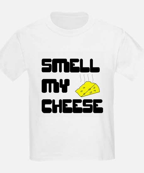 Smell My Cheese Kids T-Shirt