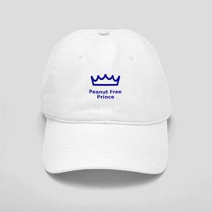 Peanut Free Prince Baseball Cap