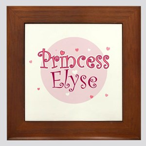 Elyse Framed Tile