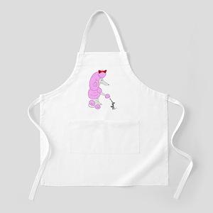 Pampered Pink Poodle BBQ Apron