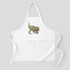 Screaming Dinosaur Apron