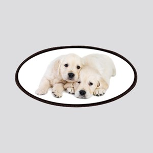 White Labradors Patches