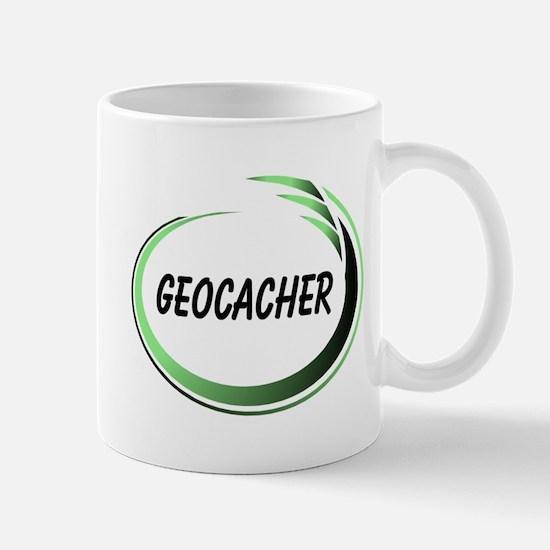 Green Geocacher Pizzaz Mug