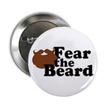 Fear the Beard - Brown 2.25