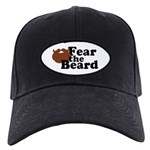 Fear the Beard - Brown Baseball Hat