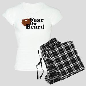 Fear the Beard - Brown Pajamas