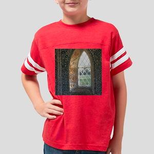 The Sacred Window Youth Football Shirt