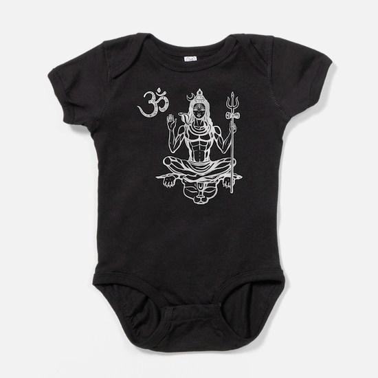 Om Shiva Hinduism God Good Spirit Medita Body Suit