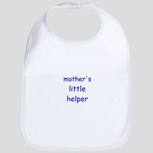 """Mother's Little Helper"" Bib"