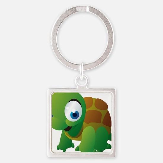 Cartoon Turtle Keychains