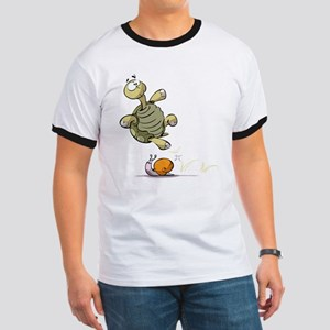 Jumping Turtle T-Shirt