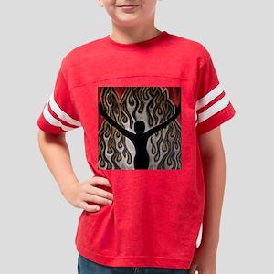 flamest Youth Football Shirt
