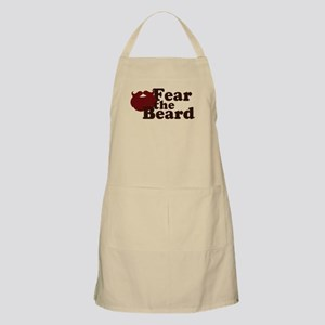 Fear the Beard - Red Apron
