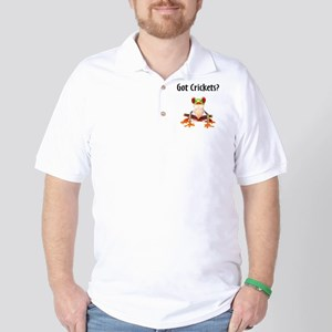 Red Eyed Tree Frog Golf Shirt