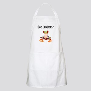 Red Eyed Tree Frog BBQ Apron