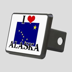 Alaska flag Hitch Cover