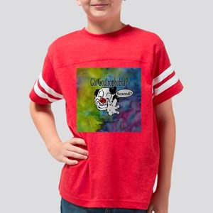 GotCoulrophobia-button Youth Football Shirt
