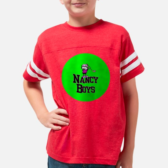 nancyboys_roundorn Youth Football Shirt