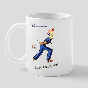 Jenny on the Job #1 Mug