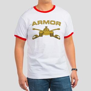 Armor Branch Insignia Ringer T