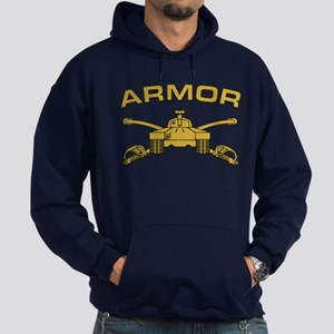 Armor Branch Insignia Hoodie (dark)