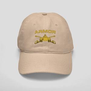 Armor Branch Insignia Cap
