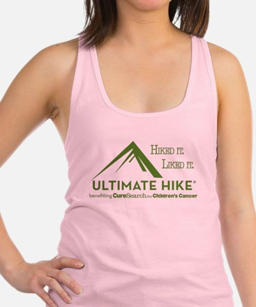 Hiked it. Liked in. Racerback Tank Top