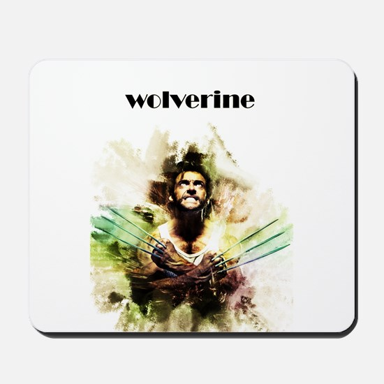 wolverine Mousepad