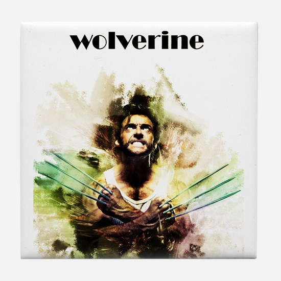 wolverine Tile Coaster