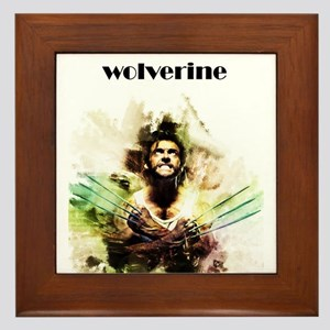 wolverine Framed Tile