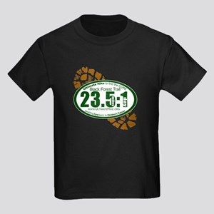 23.5:1 - Black Forest Trail Kids Dark T-Shirt