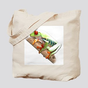 Red Eyed Tree Frog III Tote Bag