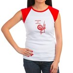 Heroines of Jericho Women's Cap Sleeve T-Shirt