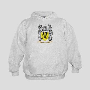Hancocks Coat of Arms - Family Crest Sweatshirt