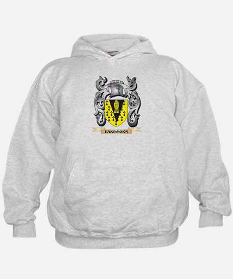 Hancocks Coat of Arms - Family Crest Sweatshirt