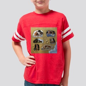 Beach_9_August Youth Football Shirt