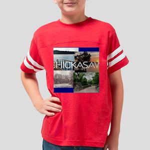 chickasawsq2 Youth Football Shirt