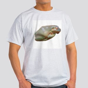 white's tree frog Ash Grey T-Shirt