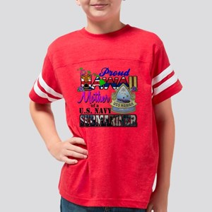 776Mother Youth Football Shirt