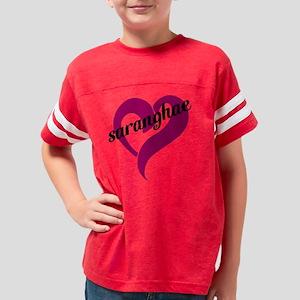 saranghae Youth Football Shirt