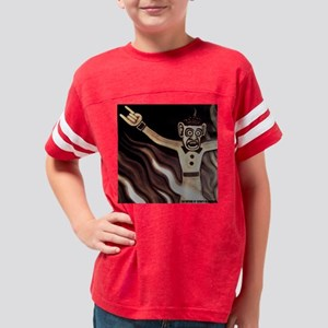 zozobra Youth Football Shirt