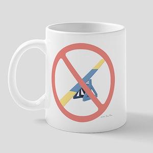 NO Teeter! Mug