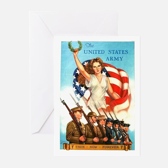 United States Army Greeting Cards (Pk of 10)
