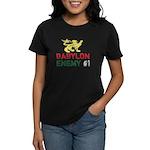 Babylon Enemy Reggae Women's Dark T-Shirt