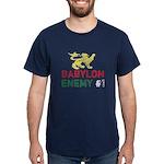 Babylon Enemy Reggae Dark T-Shirt
