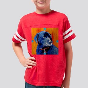 bustercloc Youth Football Shirt
